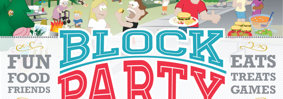 Northside Block Party Saturday, July 29th